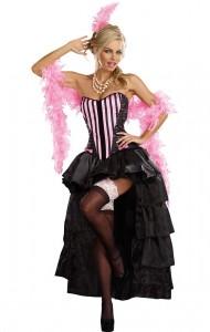 Burlesque Showgirl Costumes
