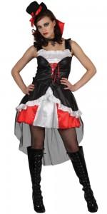 Burlesque Vampire Costume