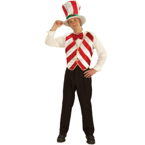 How To Make A Candy Man Kids Costume