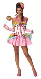 Candyland Costumes for Adults