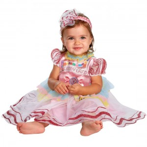 Candyland Costumes for Babies