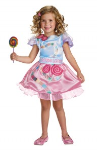 Candyland Girl Costume