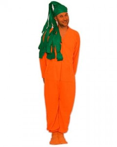 Carrot Costume Pattern