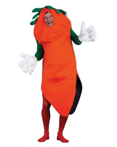 Carrot Costume for Adults