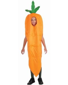 Carrot Costume for Child
