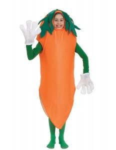 Carrot Halloween Costume