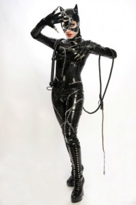 Catwoman Cosplay Costume