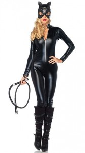 Catwoman Costume Girls