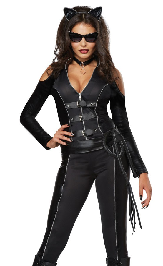 Sexy cat women outfit