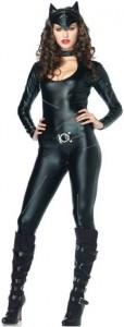 Catwoman Girl Costume