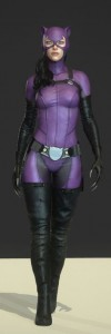 Catwoman Purple Costume