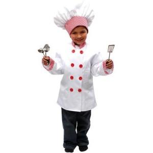 Chef Costume Ideas