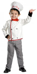 Chef Costume Toddler