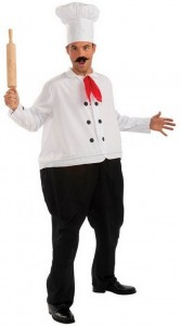 Chef Costume for Adults