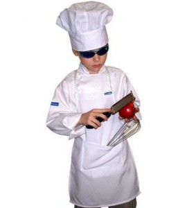 Chef Hat Costume