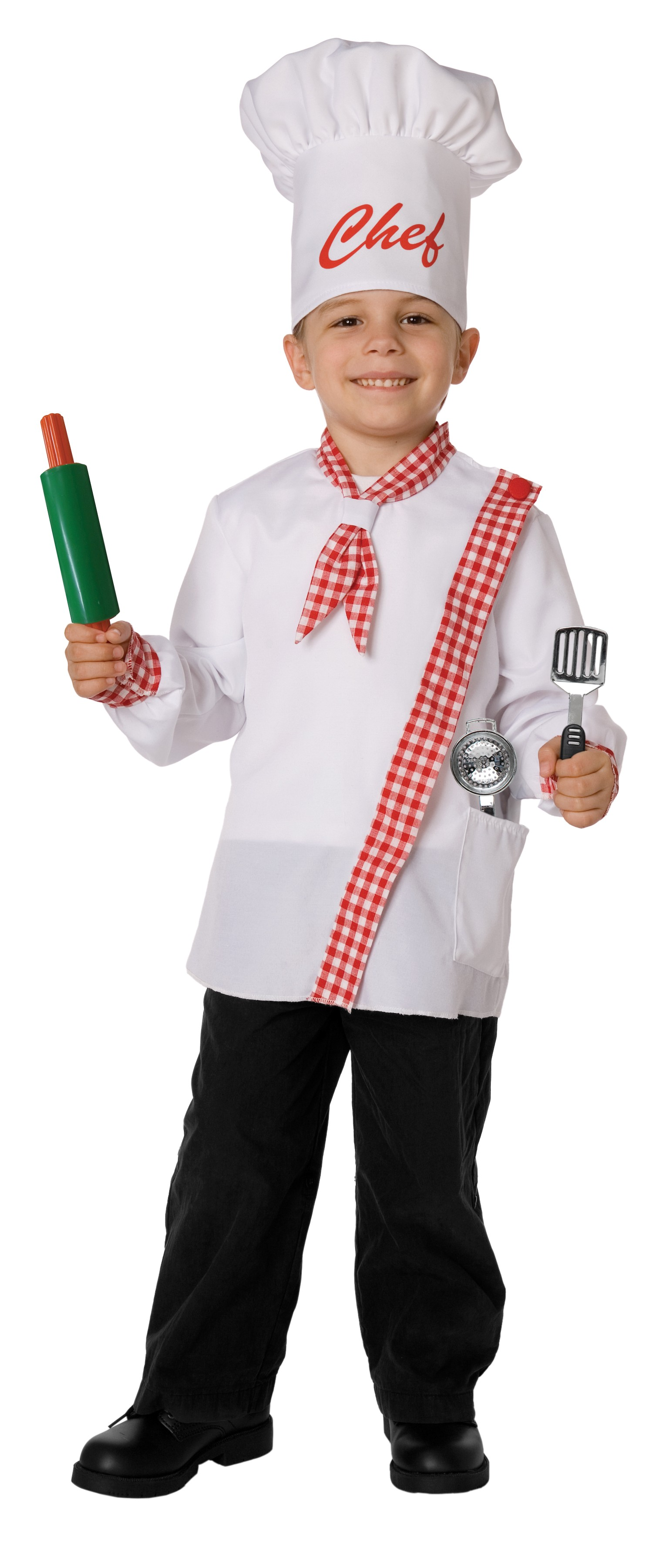 Zombie Chef Halloween Costume