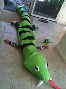 Child Snake Costume