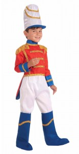 Christmas Toy Soldier Costume