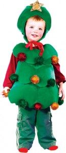Christmas Tree Costume Child