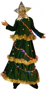 Christmas Tree Costume Pattern