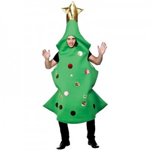 Christmas Tree Costumes for Adults