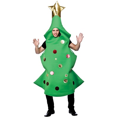 Christmas Tree Costumes (for Men, Women, Kids ...