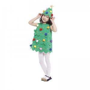 Christmas Tree Costumes for Girls