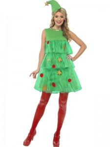 Christmas Tree Halloween Costume