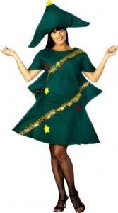 Christmas Tree Sweater Costume