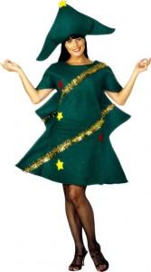 Christmas Tree Sweater Costume