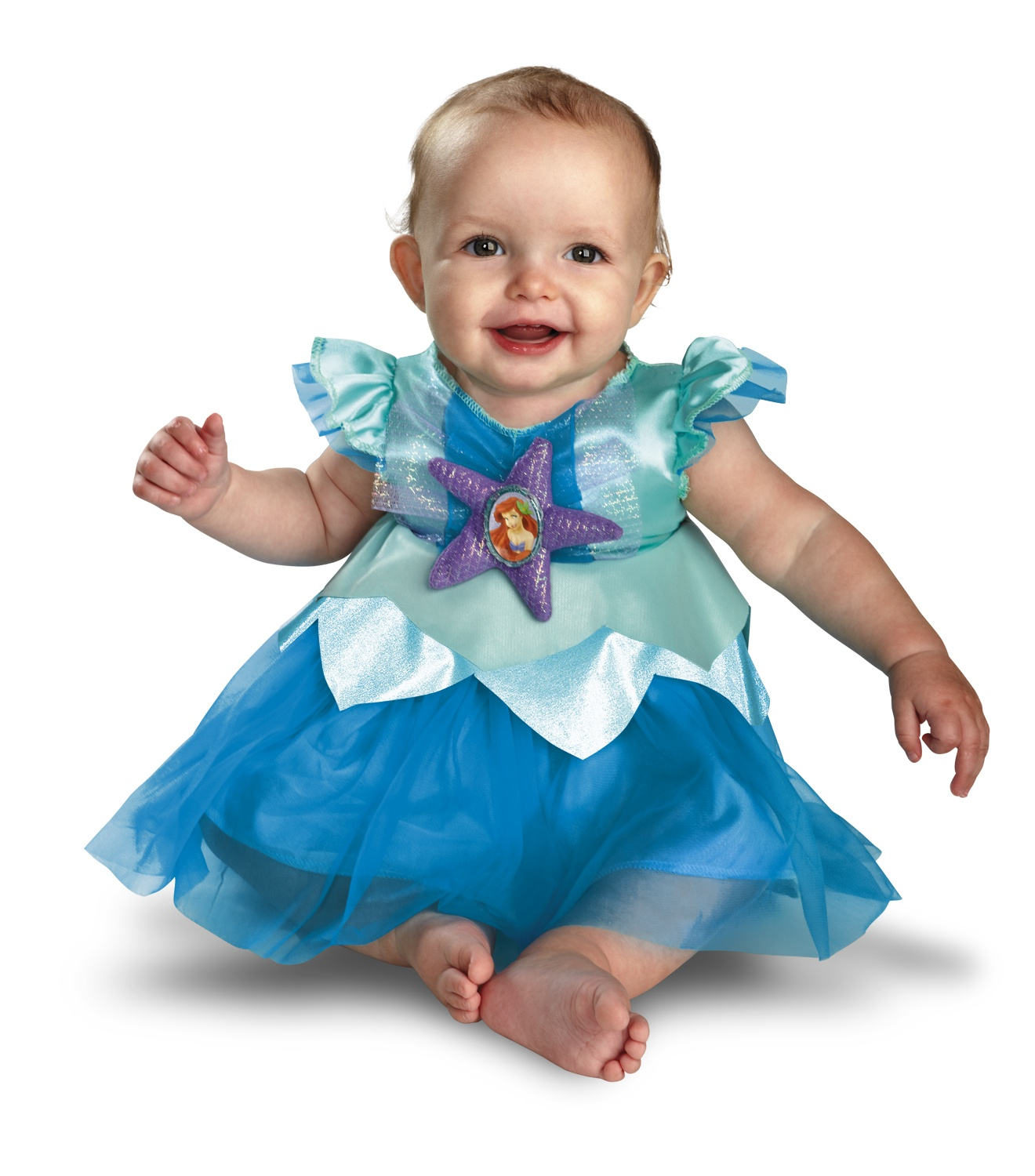 Dressing baby for his or her first few Halloweens is a delight for many parents! Whether you choose to match your baby's Halloween costume to your own or create a style just for your little one, we offer a variety of costumes for girls and boys.