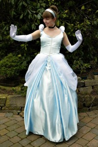 Cinderella Costume Women