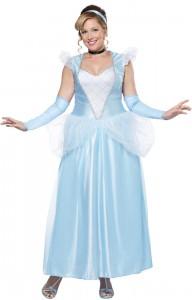 Cinderella Plus Size Costume