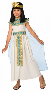 Cleopatra Costume Child