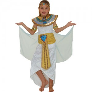 Cleopatra Costume Girls