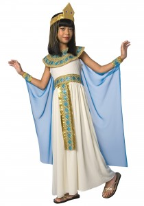 Cleopatra Kids Costume