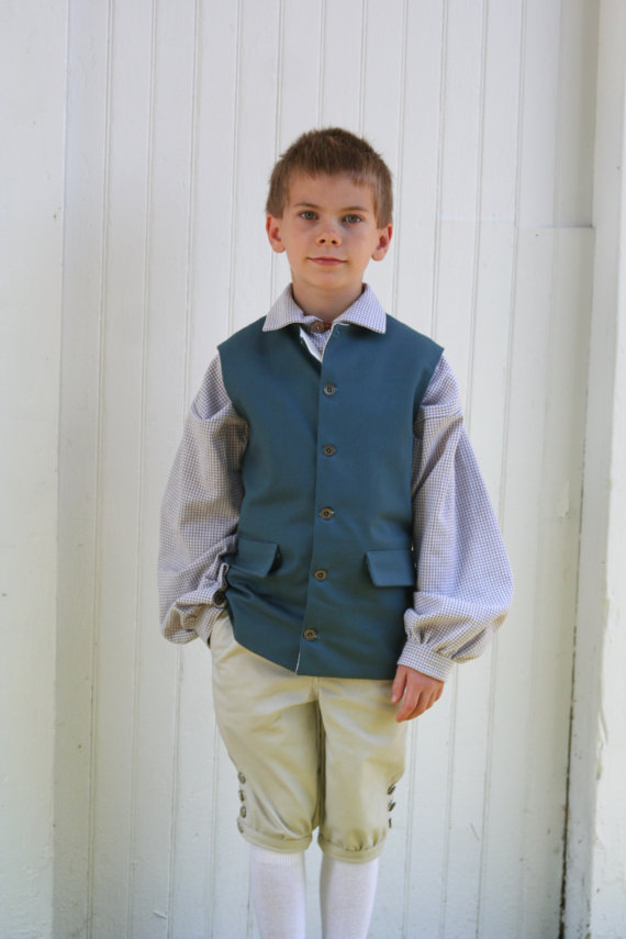 Colonial Boy Costume  sc 1 st  Parties Costume & Colonial Costumes (for Men Women Kids) | Parties Costume