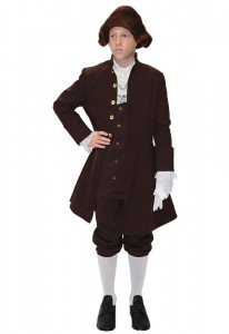 Colonial Costume Ideas