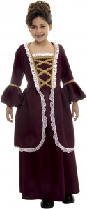 Colonial Costumes Women