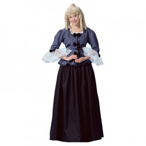 Colonial Costumes for Women
