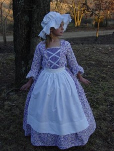 Colonial Day Costume