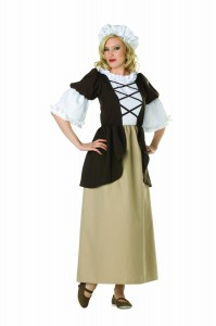 Colonial Dress Costume