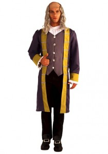 Colonial Halloween Costume