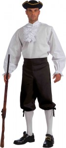 Colonial Mens Costume