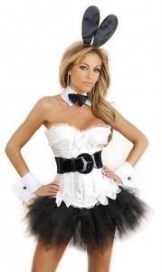 Corset Bunny Costume