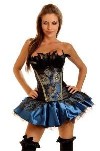 Corset Halloween Costumes Ideas