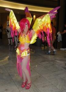 Costumes Phoenix