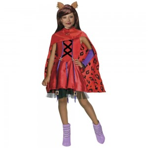 Costumes of Monster High