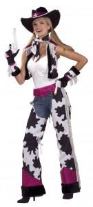 Cowgirl Jessie Costume