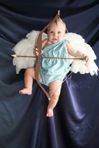 Cupid Costumes for Babies